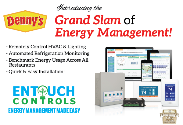 Denny's Energy Management