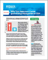 Restaurant Energy Management White Paper