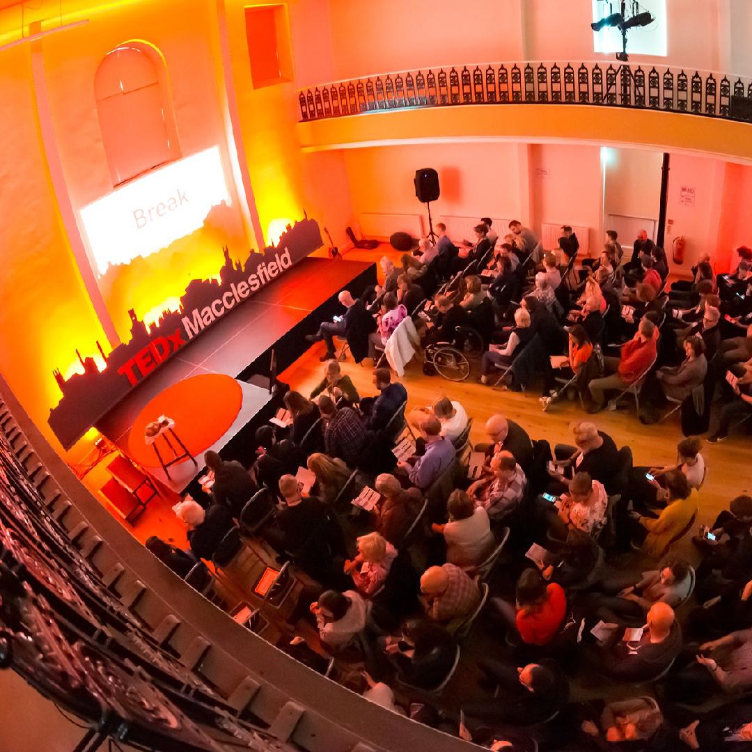 Macclesfield TEDx talks hit the global screen