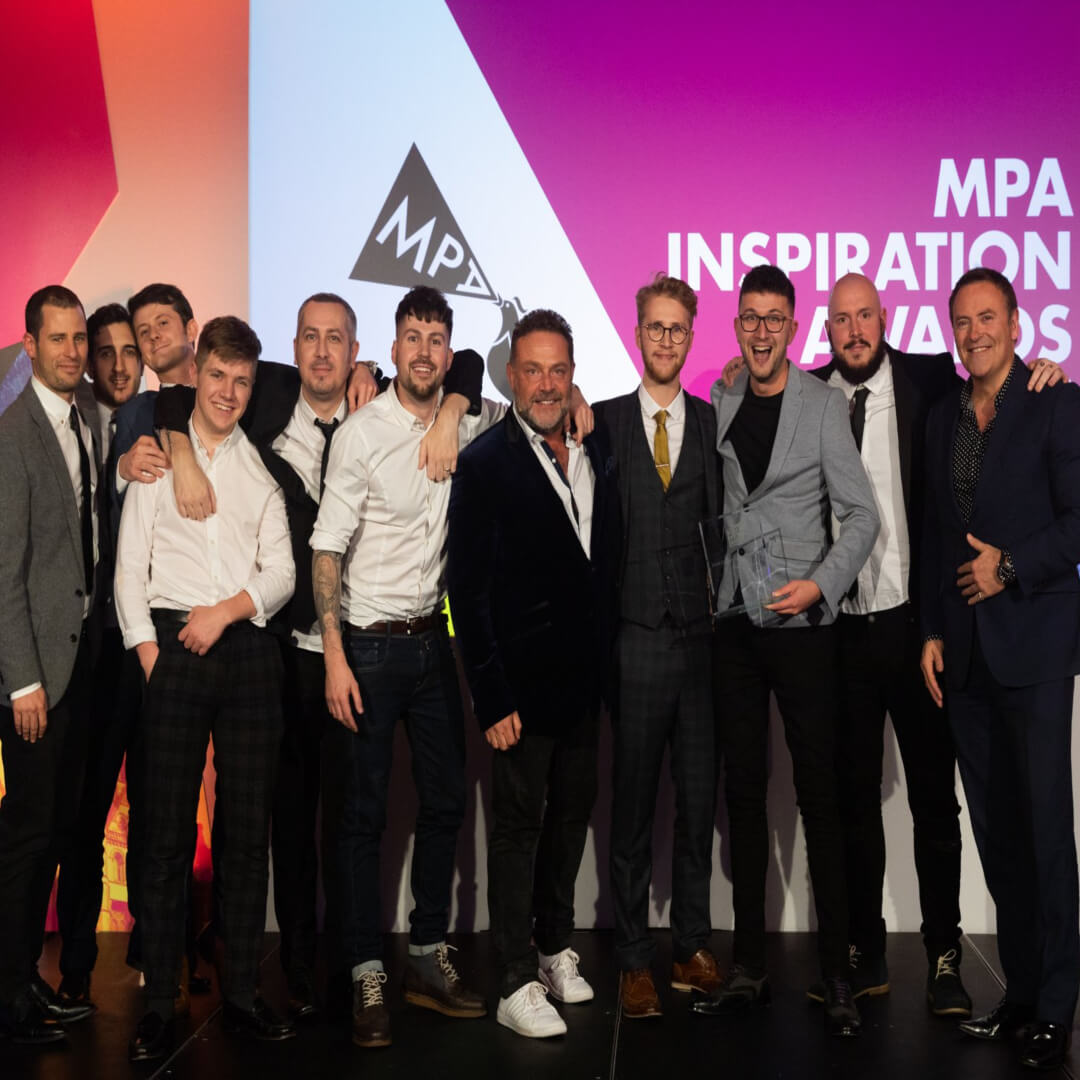 Trunk wins BIG at MPA Inspiration Awards