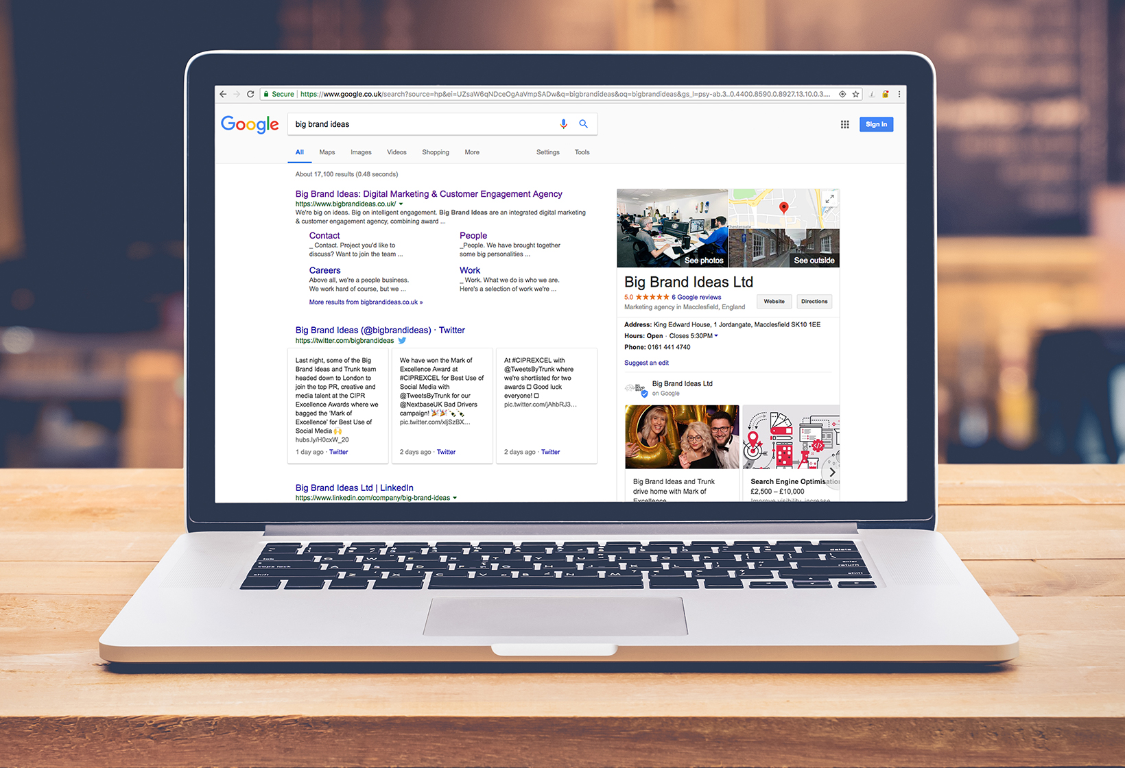 Google My Business introduces new post types
