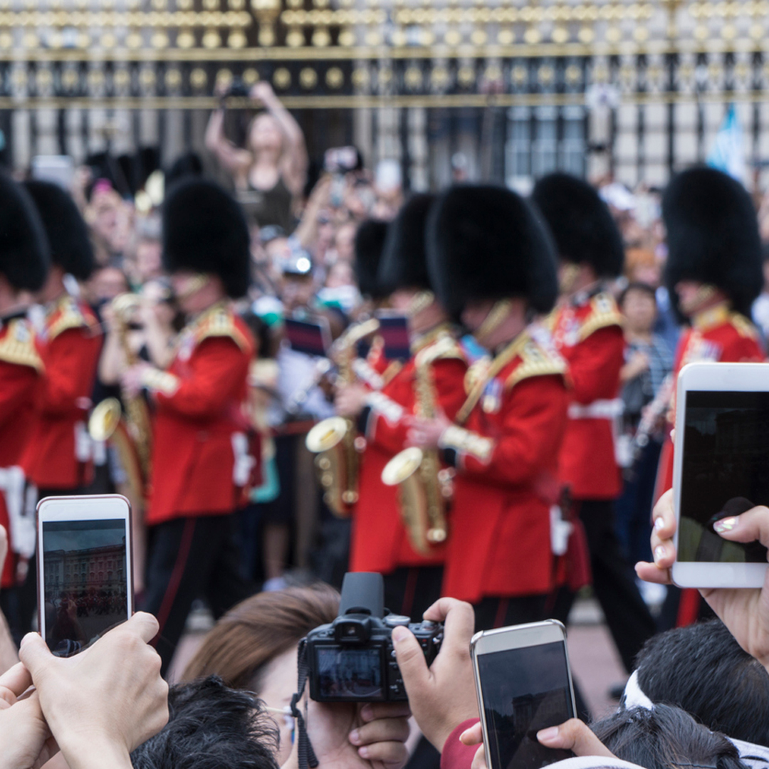 Queen Elizabeth could be looking to Manchester for a talented social media manager