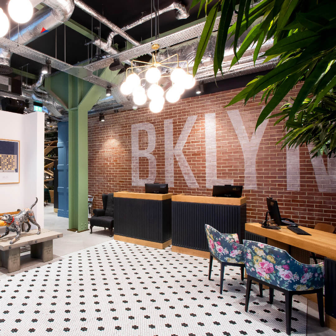 Big Brand Ideas launches Hotel Brooklyn with 'Mancs meets Yanks' campaign