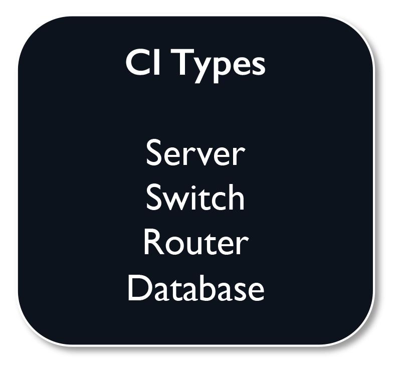 CI Types
