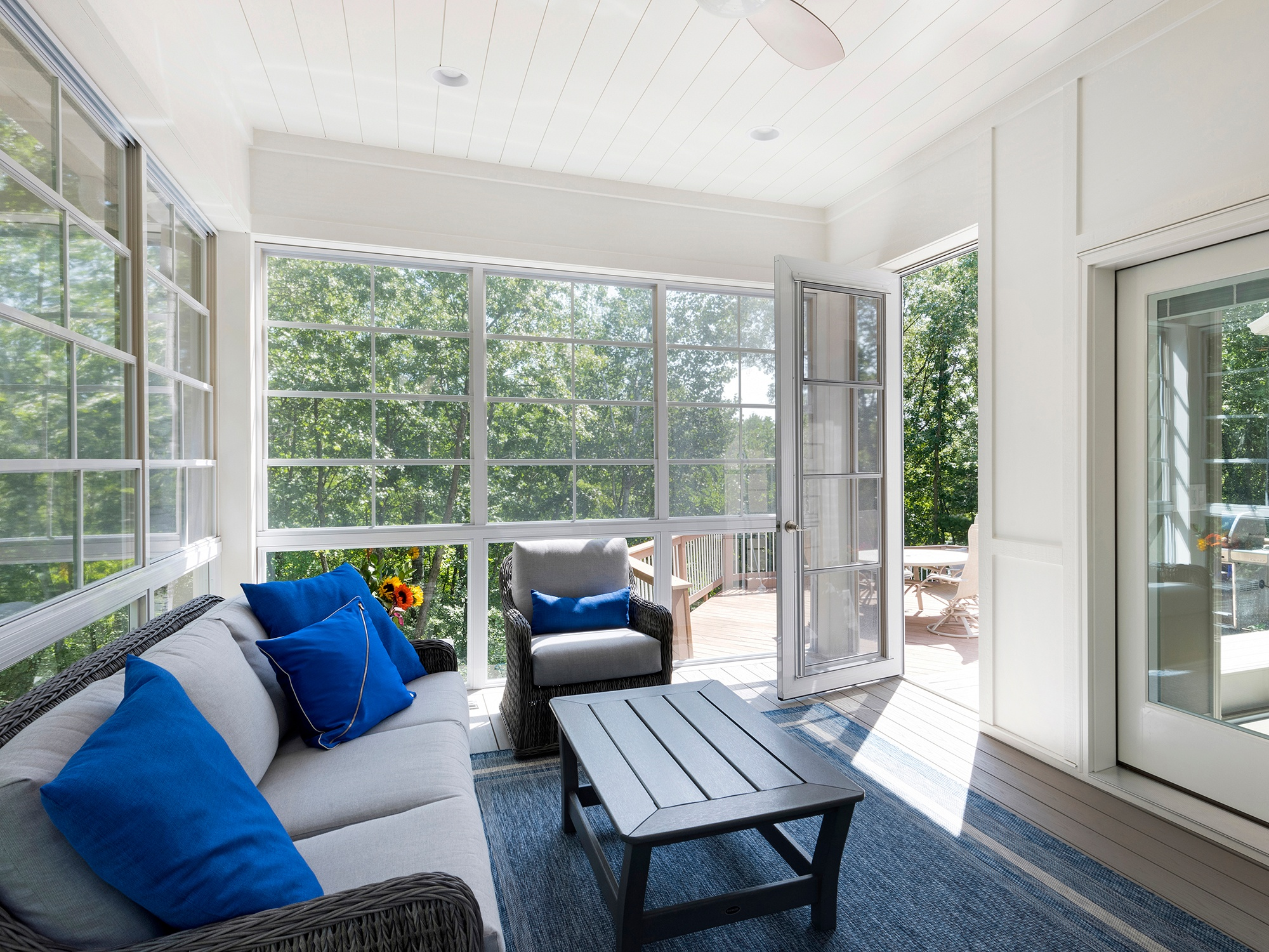 Heating And Cooling Your 3 Season Porch