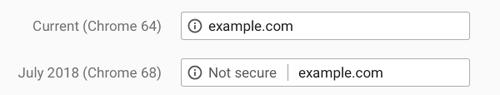 google-http-warning