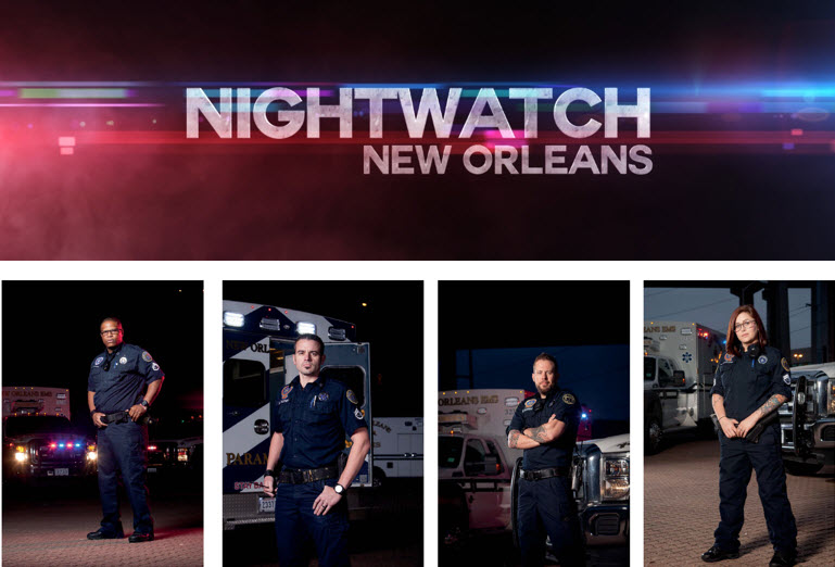 Win An Autographed Photo from the EMTs of Nightwatch