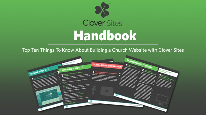 [Free Resource] Clover Sites Handbook
