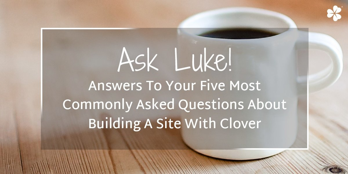 Ask Luke: Answers to Common FAQ's