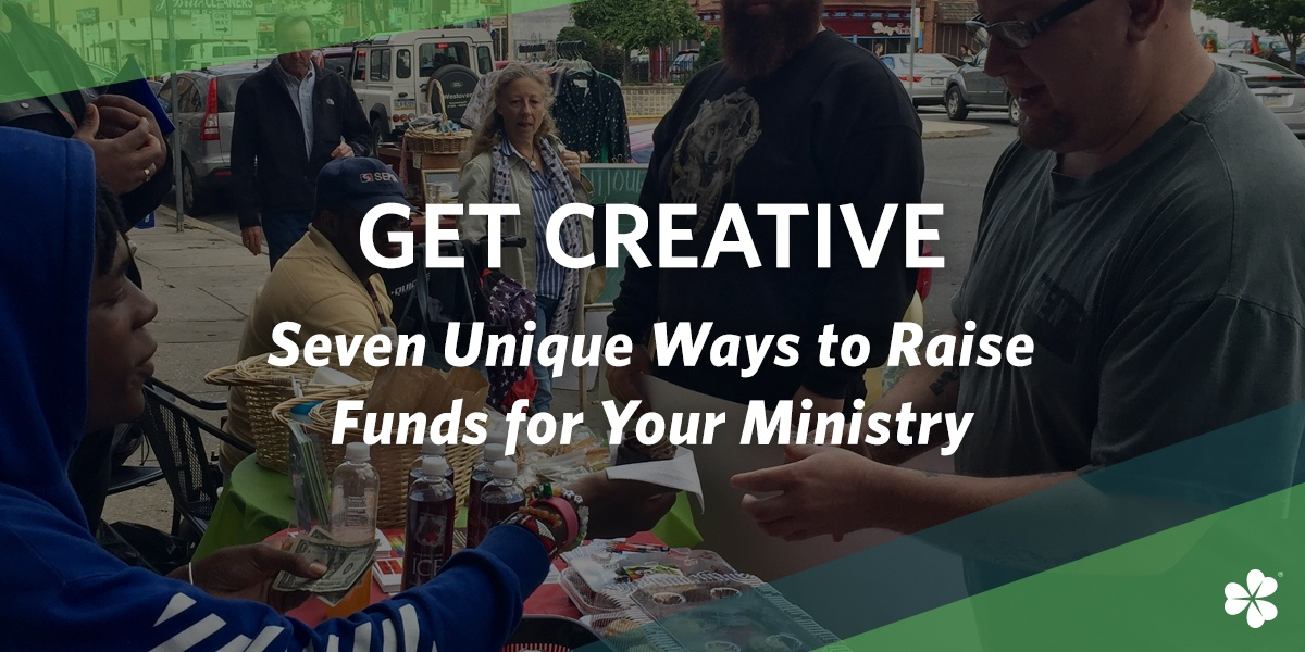 Seven Unique Ways to Raise Funds