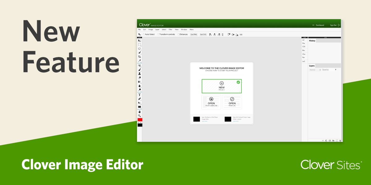 [New Feature Alert] Clover Image Editor