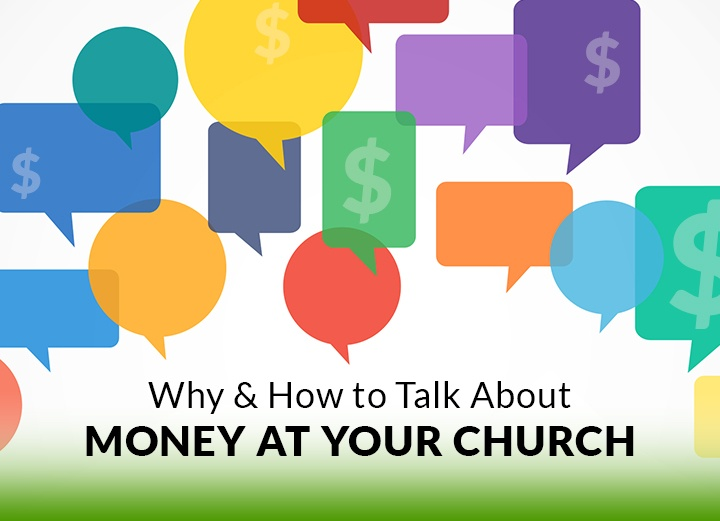 How and Why to Talk About Money at Your Church