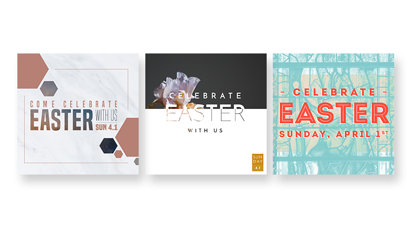 [Giveaway] Free Easter Graphics and Holy Week Devotional Guide 2018