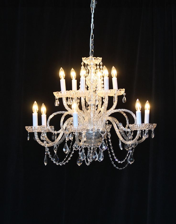 Nc and va wedding lighting rentals by av connections large crystal chandelier rental for wedding and events nc and va aloadofball Images