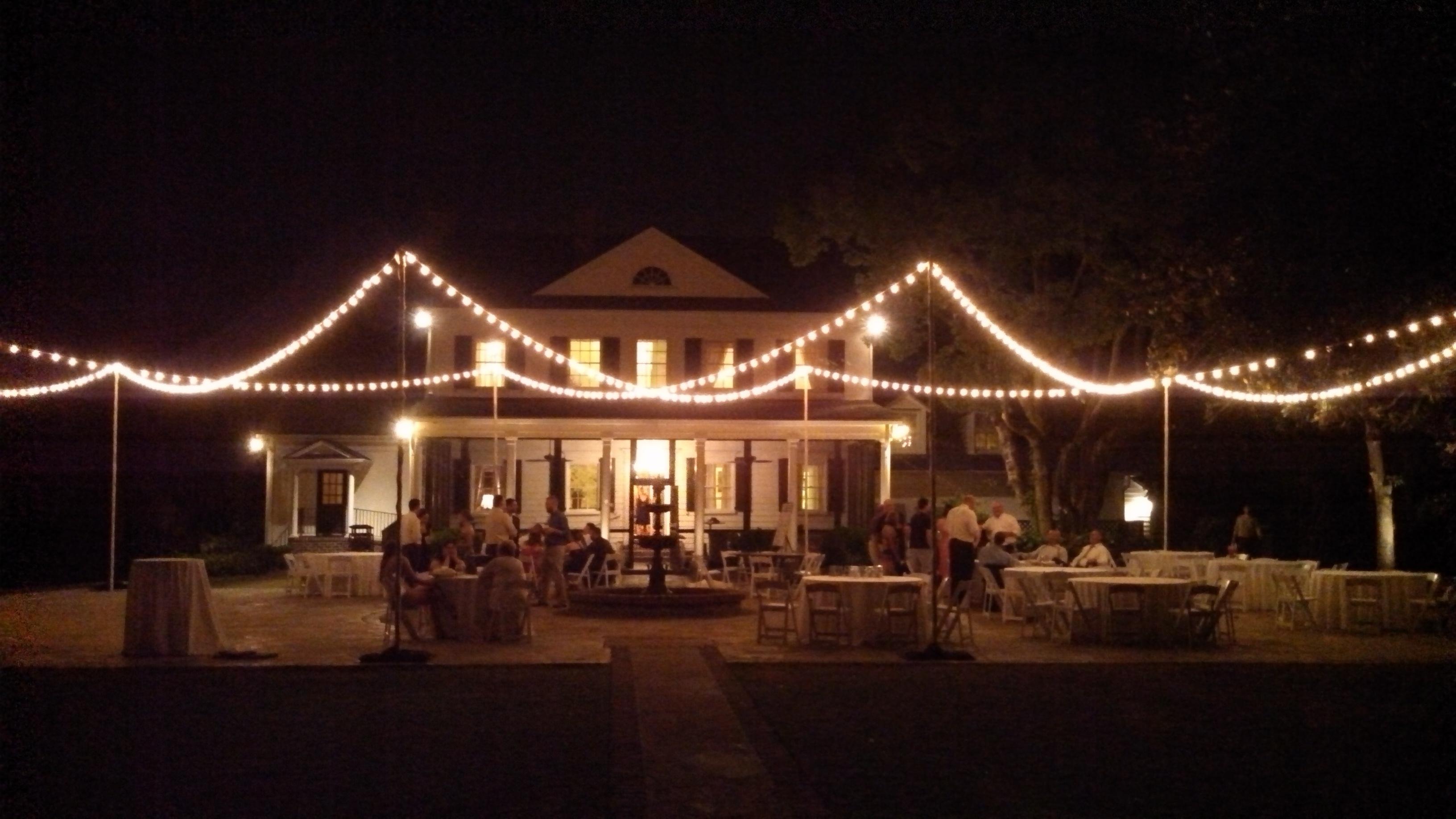outdoor specialty lighting rental ncav connections, inc. Specialty Lighting