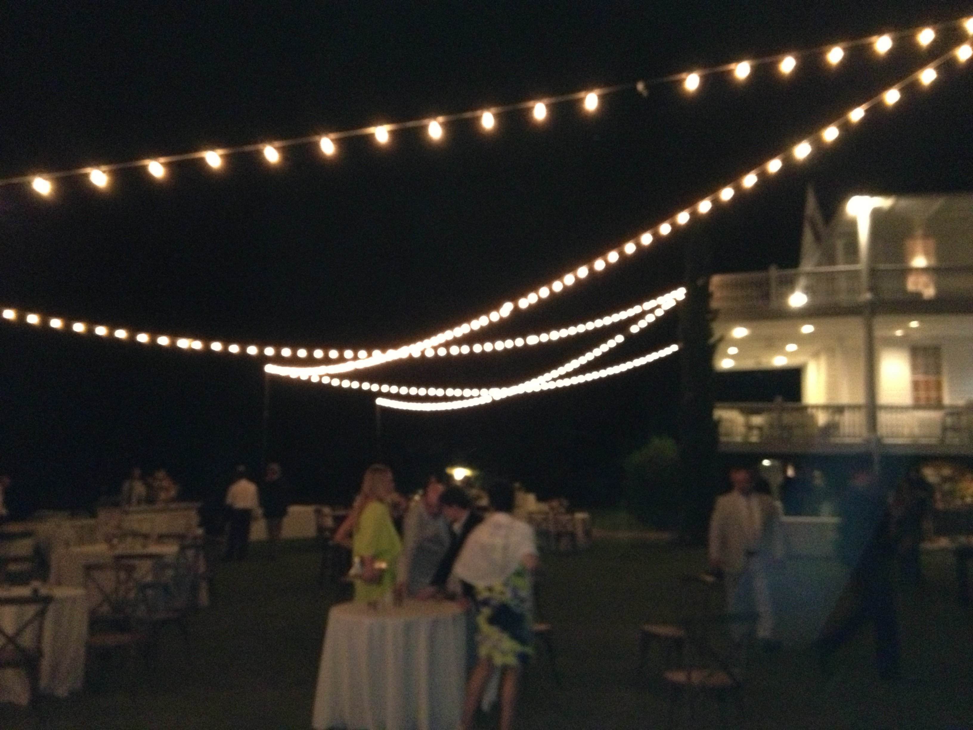 Charleston SC Wedding Lighting Design By AV Connections At Old Wide Awake 2 Sc Av Cheap