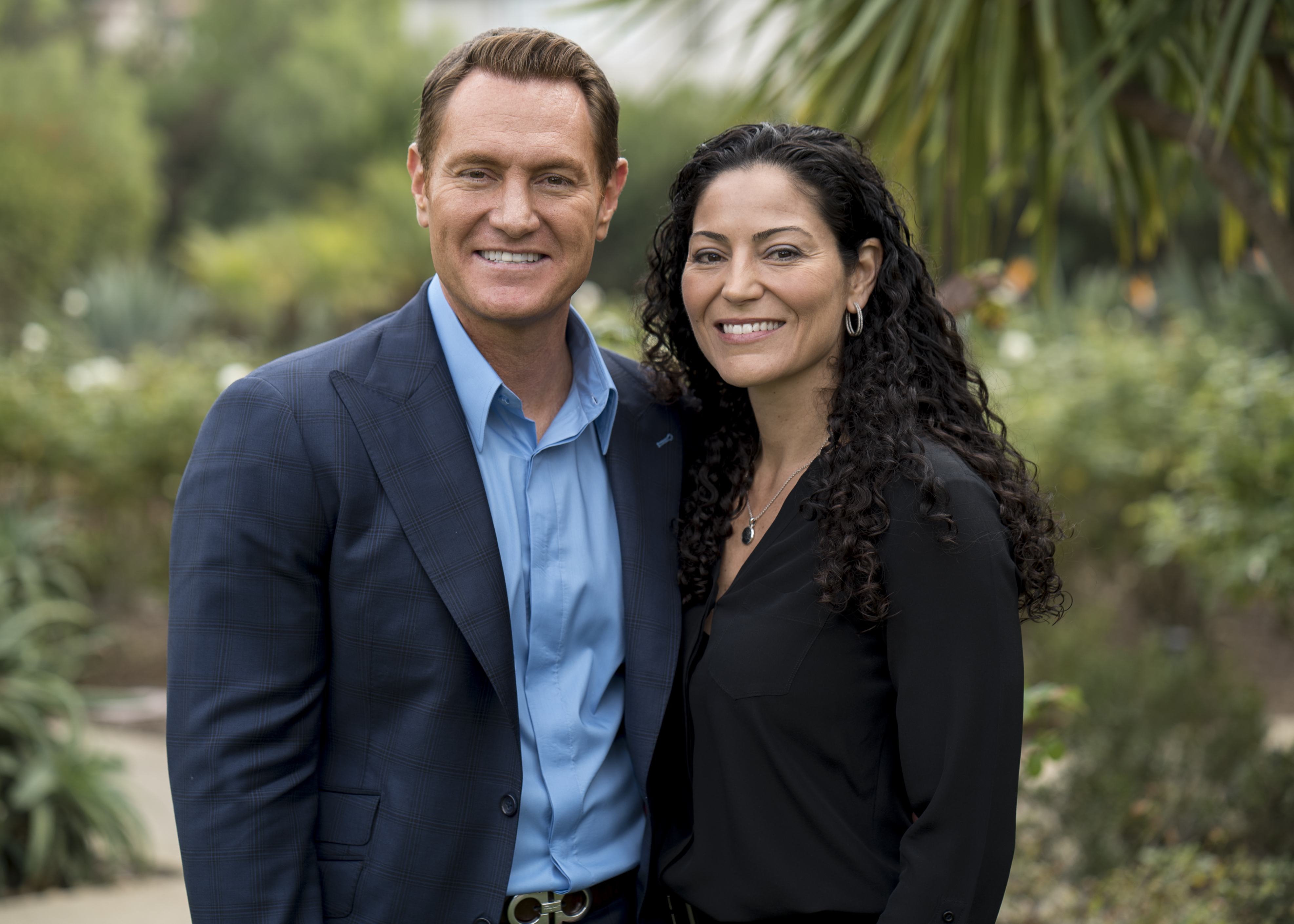 Darren Hardy with Wife - Georgia