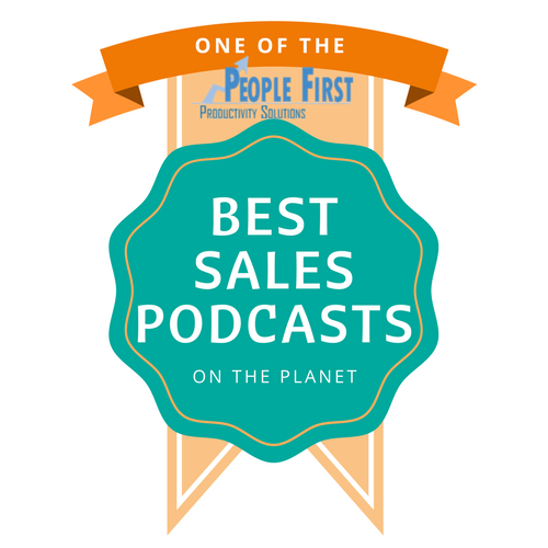 best sales podcasts badge