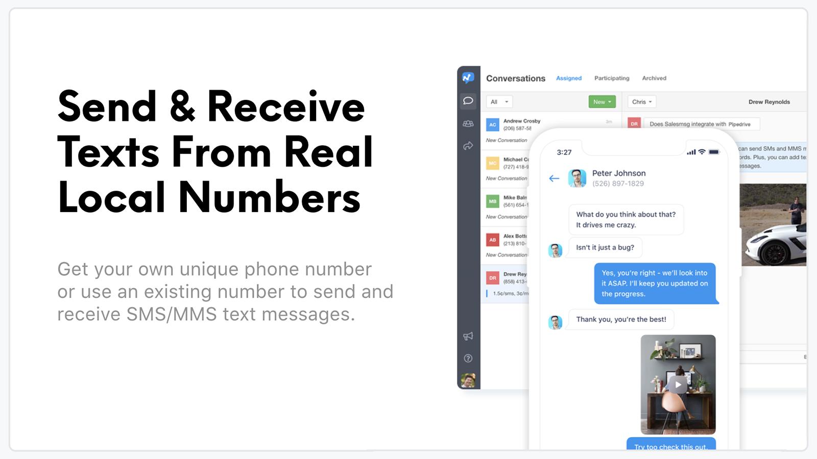 Salesmsg   HubSpot App Marketplace