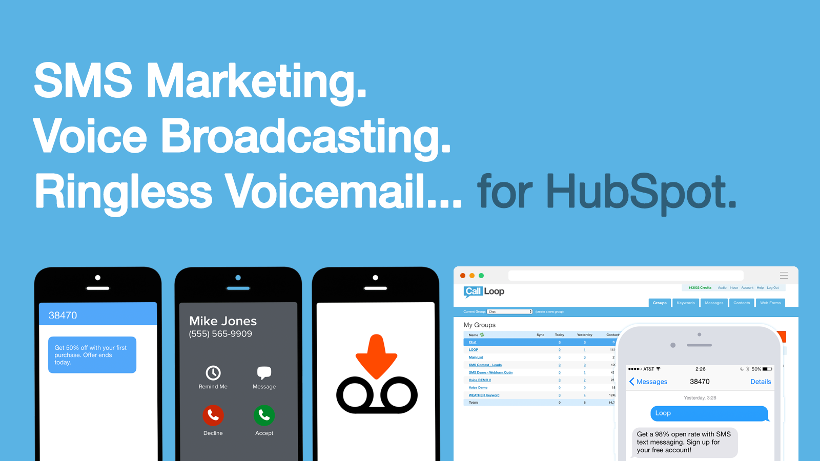 Call Loop | HubSpot App Marketplace