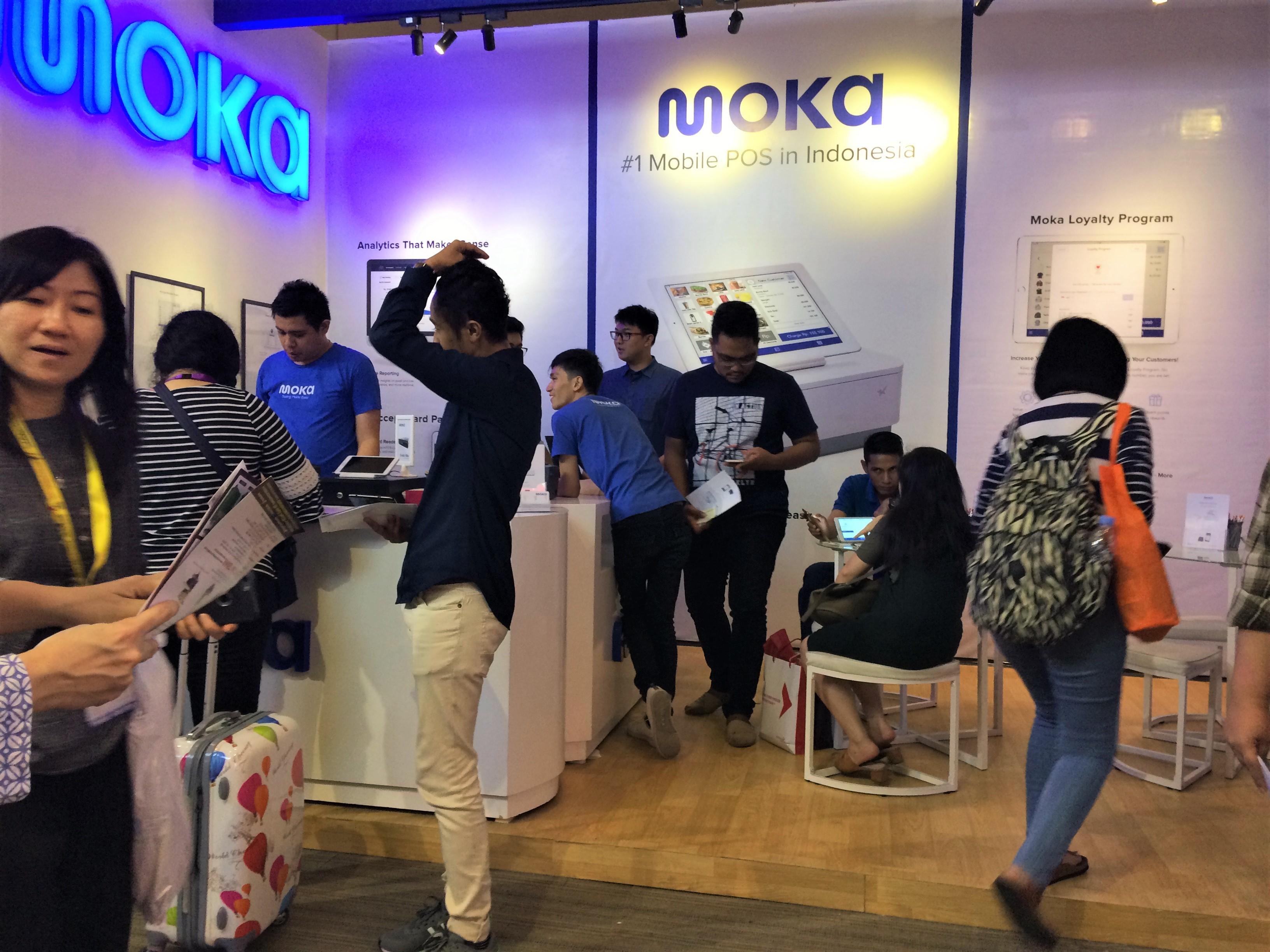 Moka Ramaikan Pameran SIAL Interfood 2017