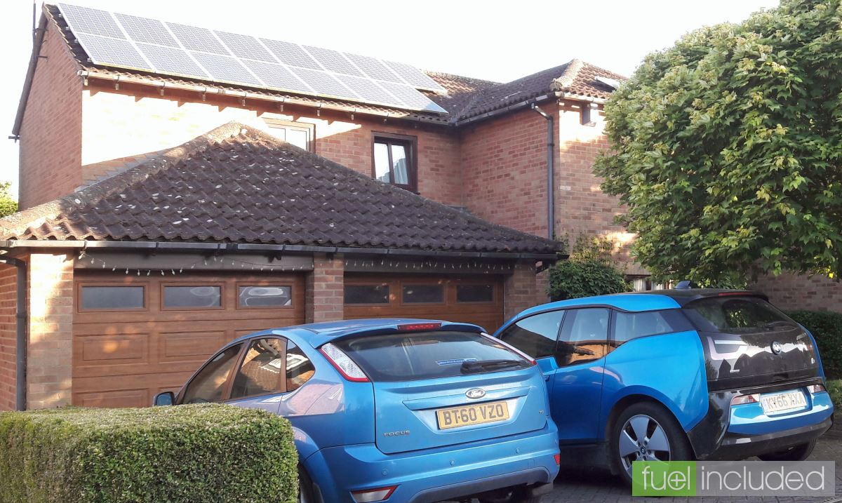 Free Solar Charging Your Electric Car