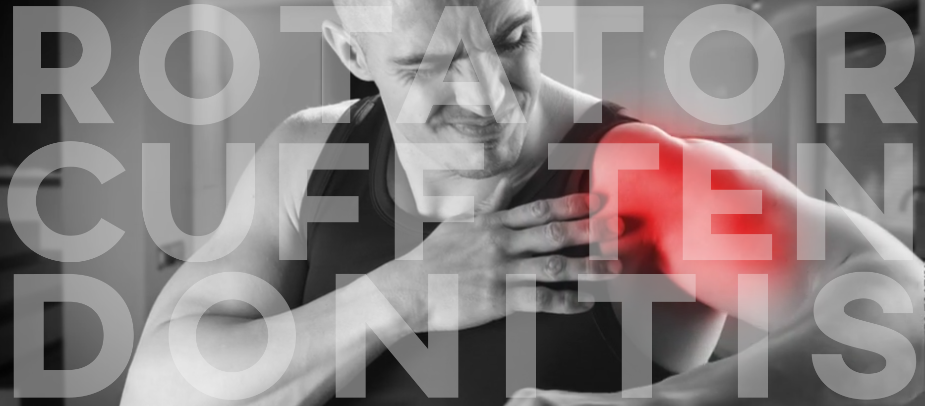 Shoulder pain relief with TENS therapy