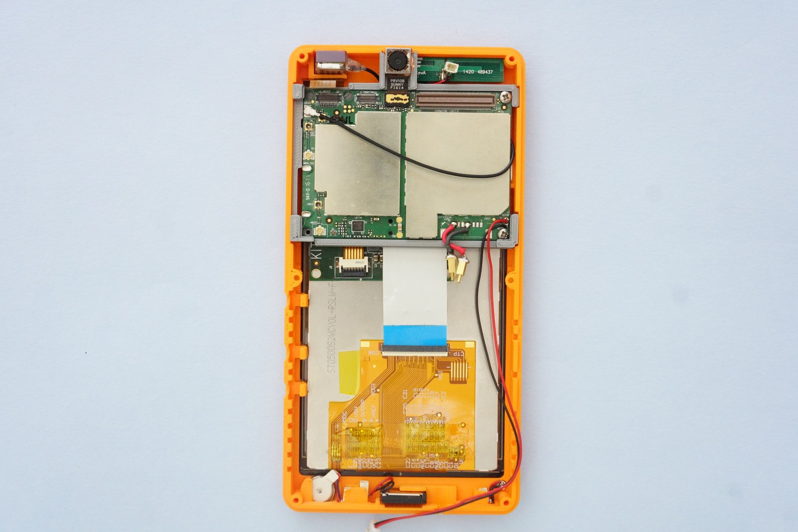 Building Poorna, your first KitePhone