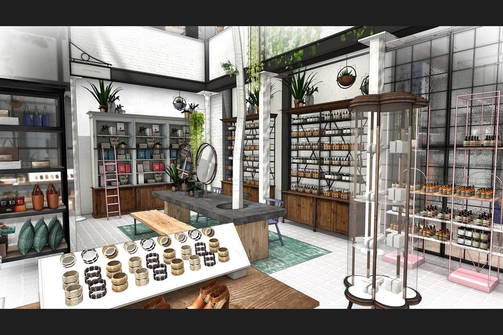 shop at bluebird