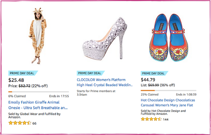 amazon, fashion