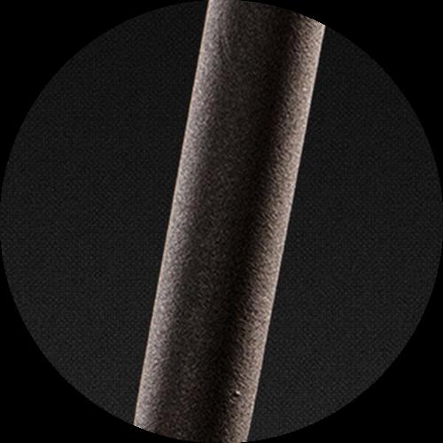 Commercial-grade rubber handles