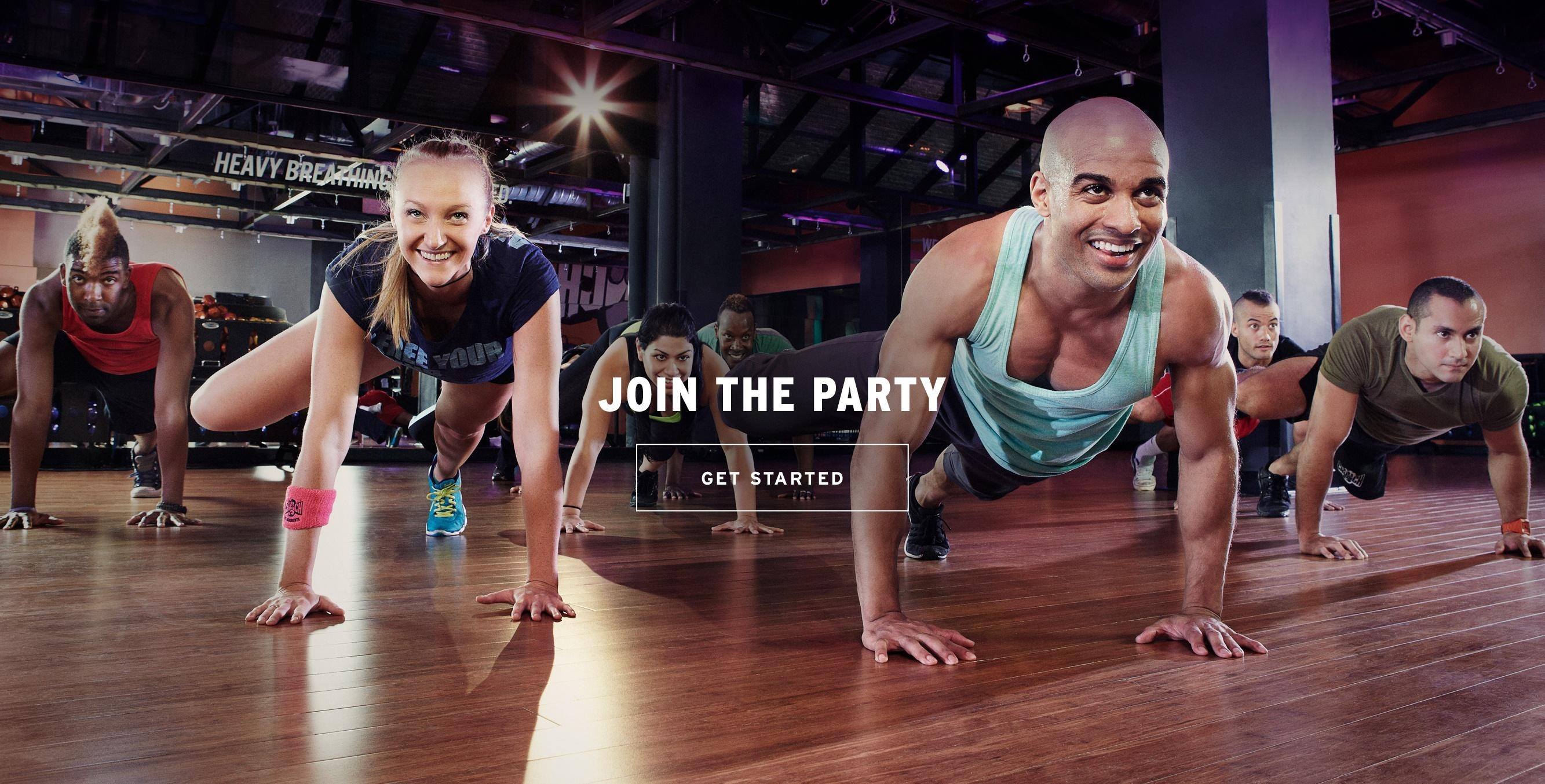Crunch Fitness No Judgments Circuit Workout Weights Required The Mile Report Closest Club
