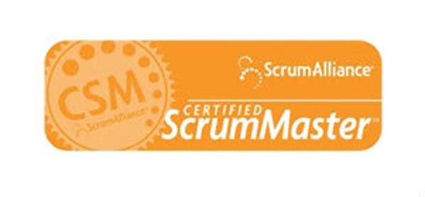 Varios miembros de nuestro equipo han sido certificados SCRUM masters
