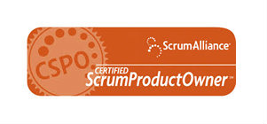 Varios miembros del equipo son CERTIFIED SCRUM PRODUCT OWNER