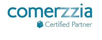 Somos partner de Comerzzia, plataforma omnicanal de tiendas (retail).