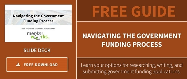 successful grant application examples australia
