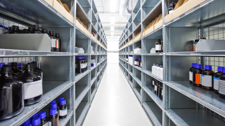 Monitoring Pharmaceutical Storage