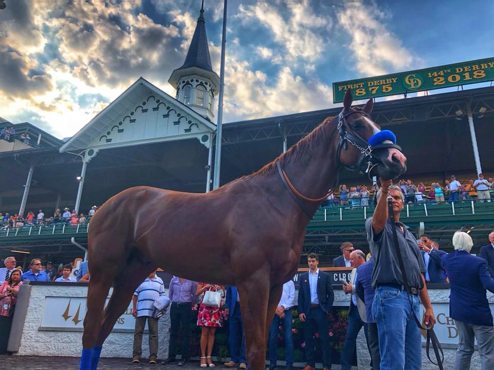 Kentucky Derby 144