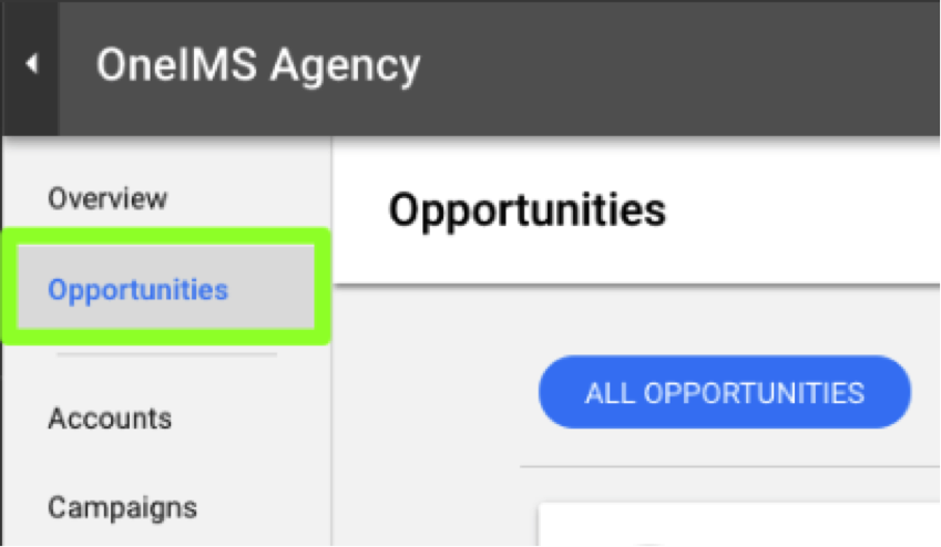 Adwords Opportunities