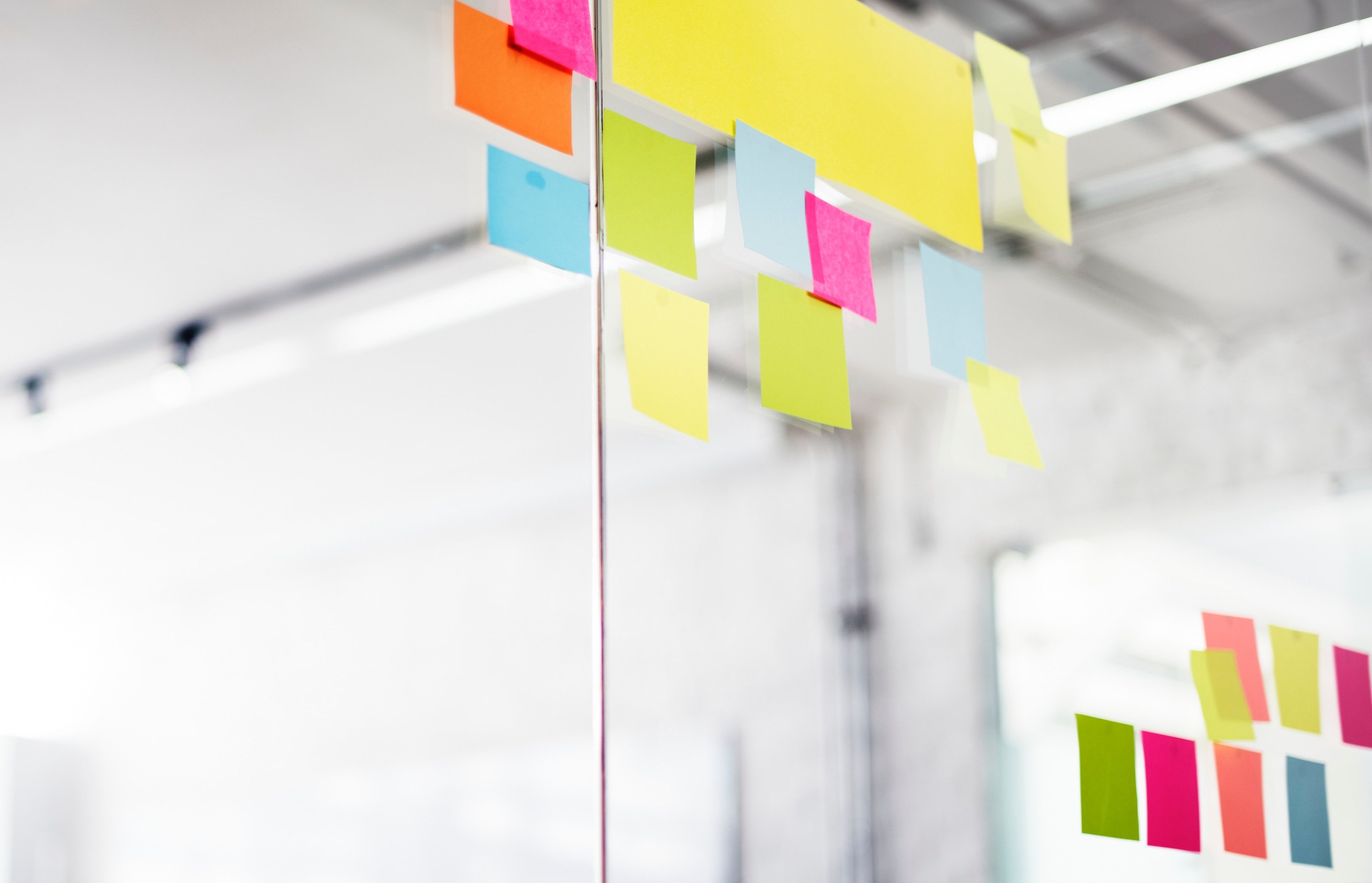 Post-It Note Content Planning for SEO