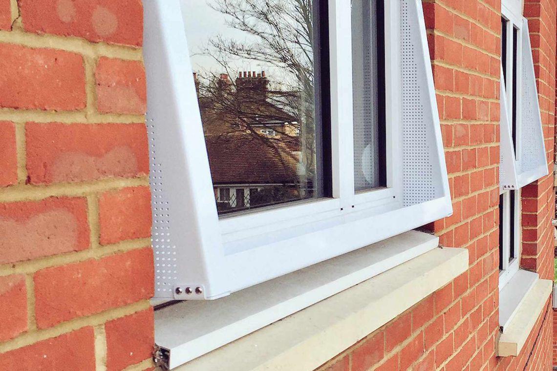 Window Handles & Restrictors