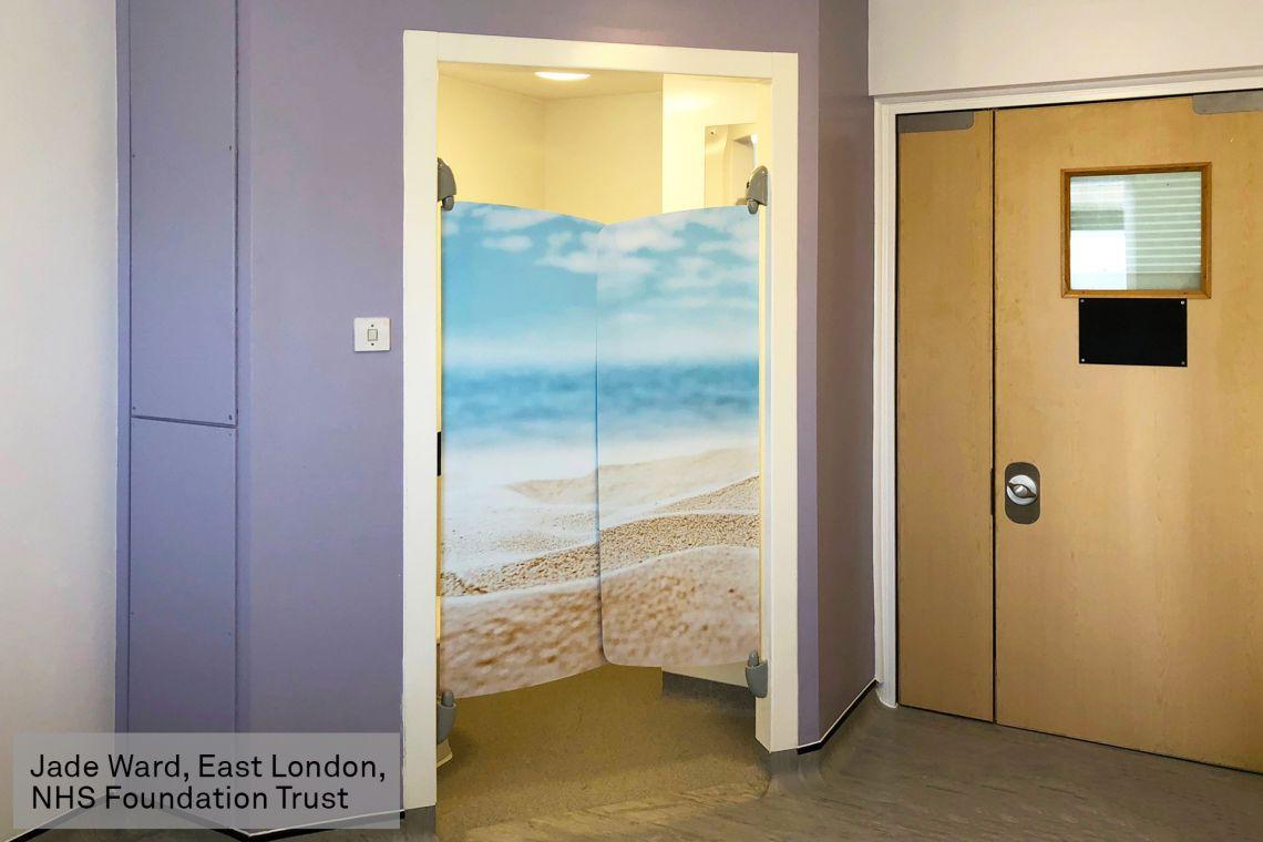 Phase 6: Launch of the en-suite door