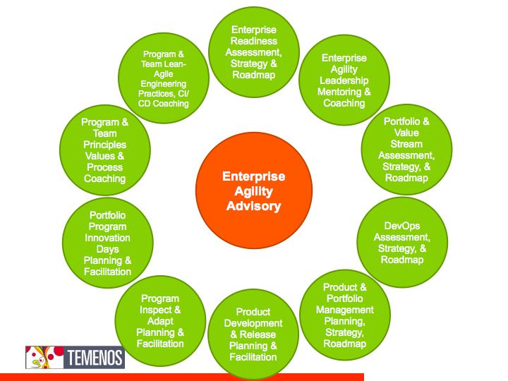 Enterprise Agility Advisory Model for wide spread of Agile ...