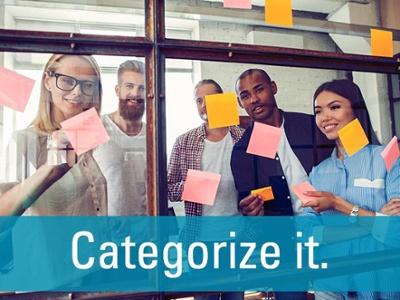 categorize it collaboration -1