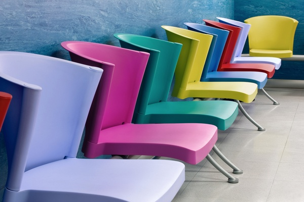 A variety of choices to fit your team. Ergonomic office chairs.
