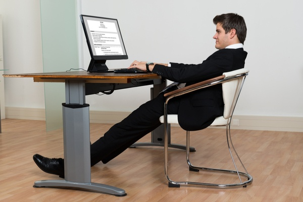 Posture Benefits Office Culture. Ergonomic Office Chairs Benefit Your Office.