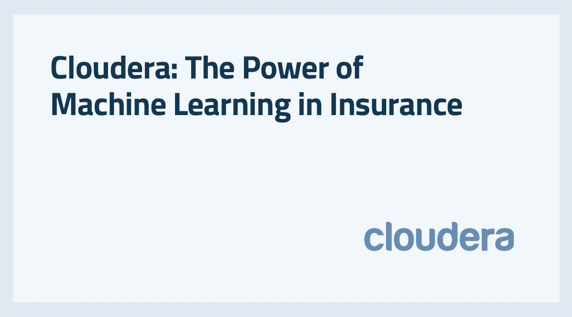 Cloudera-Power-ML