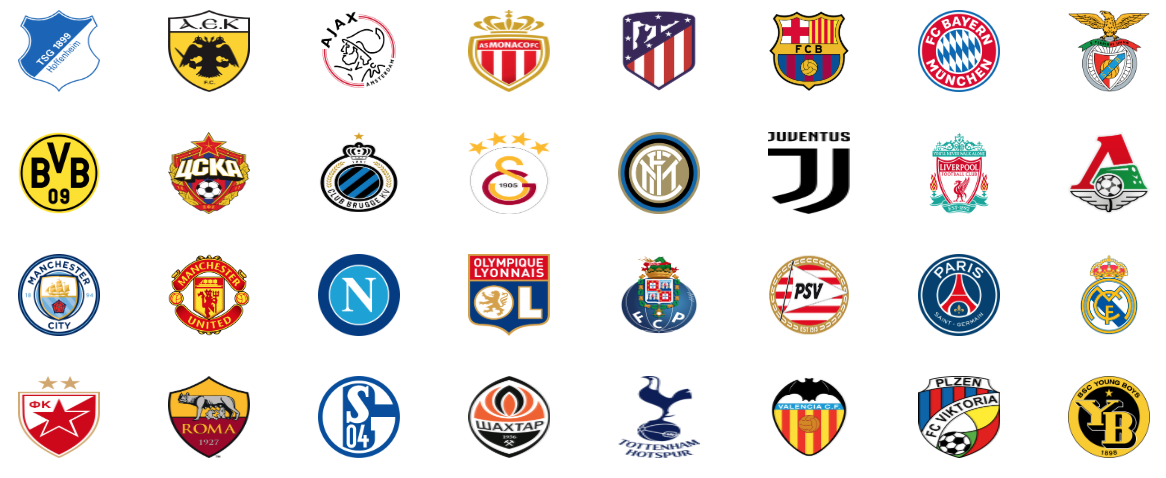 Study On Public Transparency Of The Uefa Champions League Group