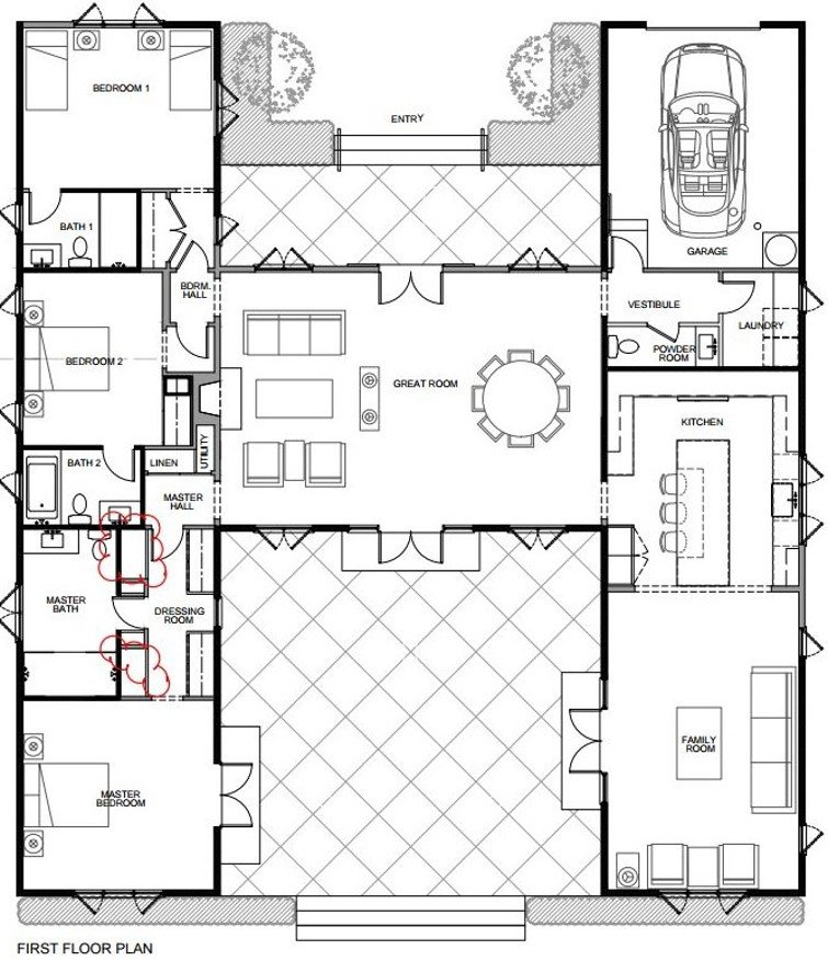 my dream home floor plan
