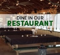 Eat in our on-farm dining pavilion